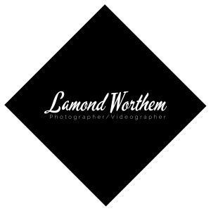 Logo for photographer Lamond Worthem