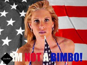 Blondes Aren't Bimbos